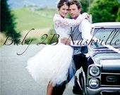 Wedding Tulle Skirt Tutu ...