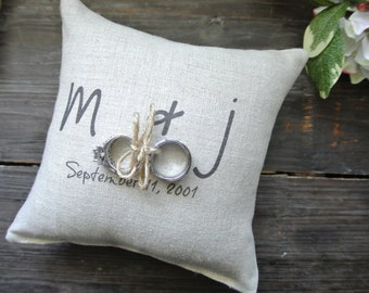 Ring bearer pillow Etsy