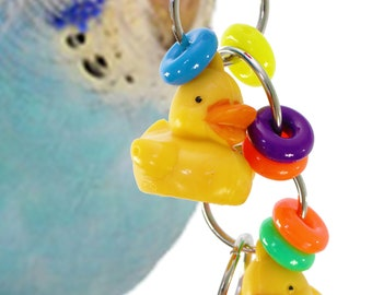 1729 Tini Duck Bird Toy