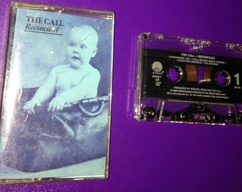 The Call: Reconciled audio cassette tape