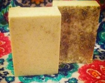 Frankincense Rosemary Sage Soap