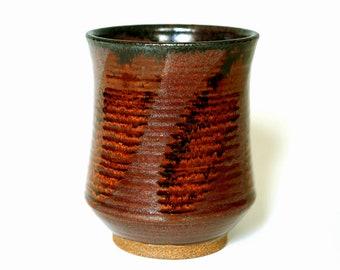 Large tea cup, ceramic tea cup, handmade, tea cups, tall tea cup, large ceramic cup