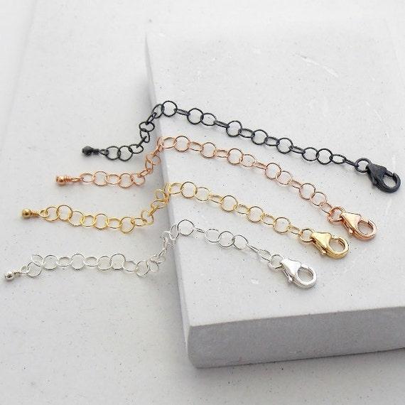 Necklace Extender Chain Extender Necklace Adjuster