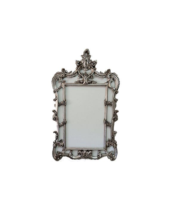 Shabby Chic Frame for Mirror French Baroque Frames Wall