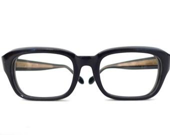 sale Vintage 60s NOS Designer Eyeglass Frames / Classic Upscale Wayfarer Firth