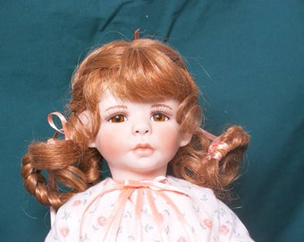 Small porcelain doll (Kerry Lee)