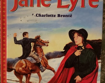 Jane Eyre (Treasury of Illustrated Classics) (Hardcover) by Sara Thomson