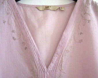 JNBY Pink Top, Size L