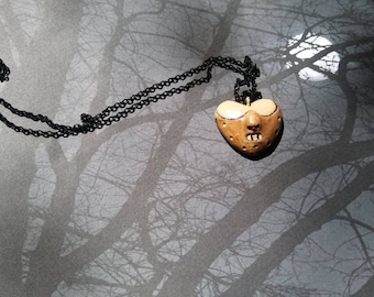 Silence of the lambs - Hannibal necklace