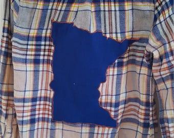MN Upcycled Shirt