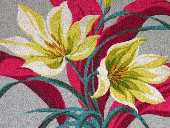 Tropachic Cottage Miami To Maine Vintage Barkcloth Fabric