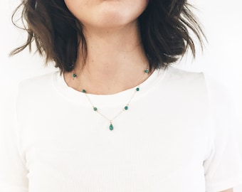 The Petite Carissa Necklace