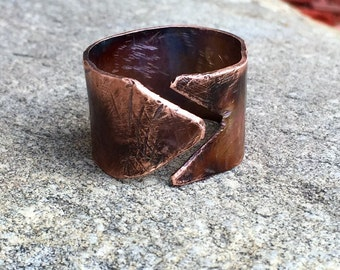 Men's ring, men's gift, copper jewelry, men's copper ring, top men's gift, jewelry men, rings for men