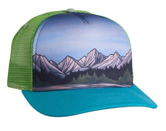 Rock Creek Trucker Hat