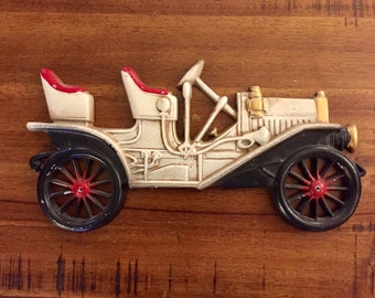 Midwest Cast Iron Wall Art 1910 Buick Vintage Car Automobile