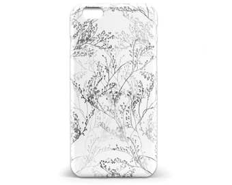 1437 // Water Color Leaves Phone Case iPhone 5/5S, 6/6S, 6+/6S+ Samsung Galaxy S5, S6, S6 Edge Plus, S7