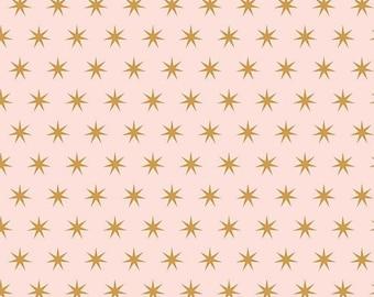 ON SALE Riley Blake Designs Just Sayin' by My Mind's Eye Star Pink