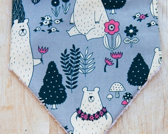 Where Going On Another Bear Hunt Dribble Bib