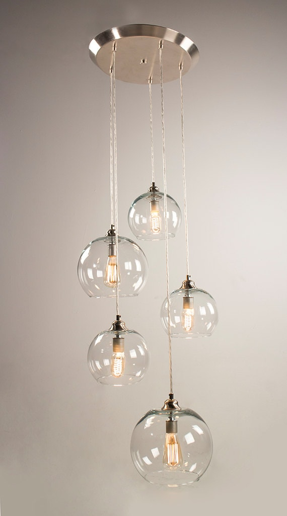 Hanging Light Fixtures Etsy