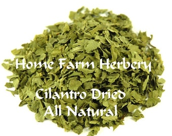 Cilantro Dried All Natural, FREE gift and FREE shipping