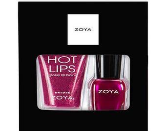 Zoya Color Cube: Naughty or Nice