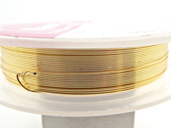 26 gauge gold wire 20 metres gold colored copper gilt copper wire 26 gauge gold wire 20 metres gold colored copper gilt copper wire 04mm wire jewelry wire wire wrapping craft wire uk seller from glitteramacrafts keyboard keysfo Gallery