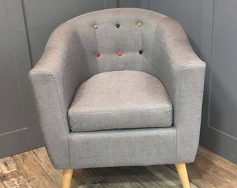 Mode Armchair - Grey