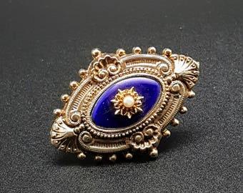 European Crest Magnetic Pin
