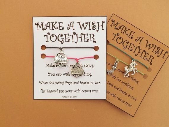 Double Wish Bracelet