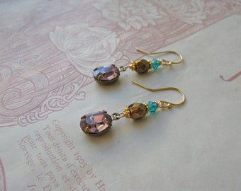 Mitzi Mermaid mini earrings