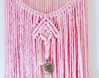 Macrame Wall Hanging //PURITY//