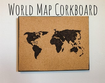 Corkboard map etsy gumiabroncs Image collections