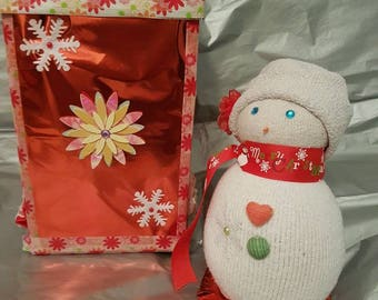 Box gift for birthday wedding etc...