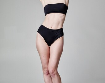 Black Bandeau Top, Black Swimwear Top, Black Bikini Top, Black Camisole, Black Tube Top, Bandeau Tube, Black Cami, Womens Bandeau, Bra Top