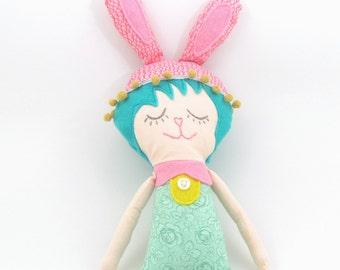 rag doll // clementine bunny