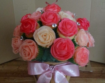 Beautiful cupcake gifts. Various prices. Buyer collects
