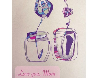 Love you, Mom