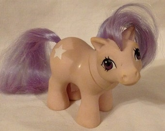 Vintage G1 My Little Pony *Baby Ember* Playset Pony 1984