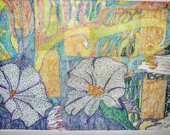 Pointilism Art and more prints