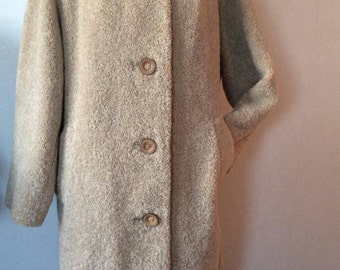 1960's New Zealand Coat superb condition Made in New Zealand