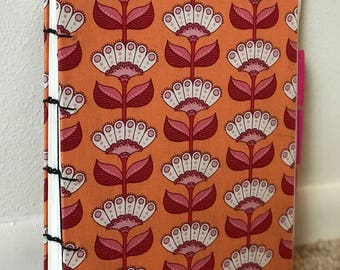Jumbo Pop Up Journal Bound By Coptic Stitch