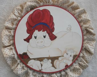 MaMa PiGGy & BaBieS DeCoRaTiVe PaiNTiNG