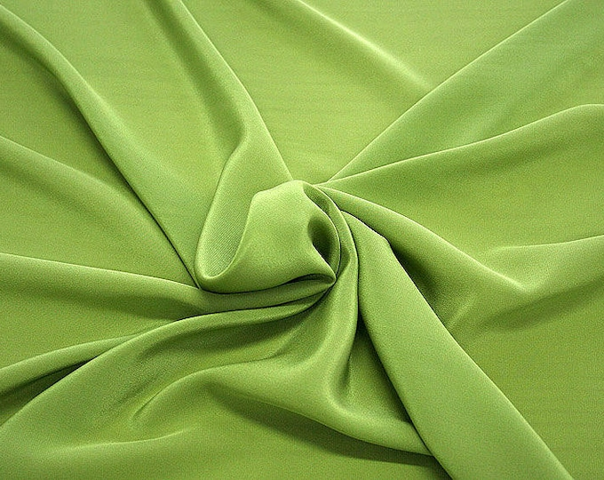 301088-crepe de Chine natural silk 100%, wide 135/140 cm, made in Italy, dry cleaning, weight 88 gr, price 1 meter: 45.38 Euros