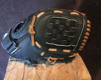 "Adidas youth 9.5"" mitt used baseball glove and adidas PL1109BPU 11"" new woth tags mitt choice"