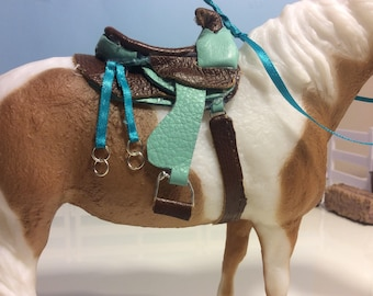 Breyer Horse Western Saddle