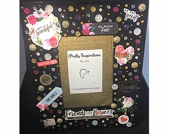 Beautiful Friends Picture Frame
