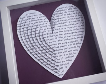 Anniversary wedding song ~ Etsy :: your place to buy and sell all things handmade