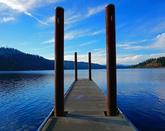 The Dock at Higgin's Point