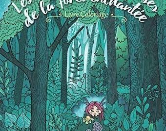 Les créatures mystérieuses de la forêt enchantée
