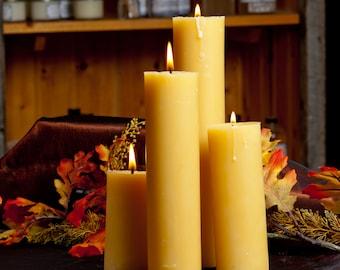 2 x 4 inch Pillar Candle